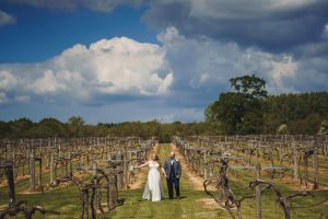 Three Choirs Vineyard Hampshire Wedding